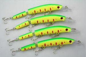 Fischköder JOINTED crankbaits HOOK BASS 15g / 14,5cm