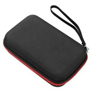 Термометр Контакт для переноски Non Защитный противоударный налобные 1шт Инфракрасная сумка Ева хранения Case ouqBS packing2010