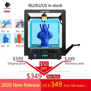 Anycubic طابعة ميجا-X 3D I3 ميجا S ترقية طابعة سلسلة DIY 3D كبير زائد الطباعة الحجم التيار الكهربائي Ultrabase Impressora
