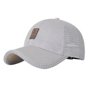 Sommer Mesh Baseball Hut Männer Outdoor Trucker Cap Dad Sport Caps Golf VIP Für Dropshipping V-H