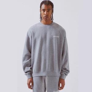 Homme Designers Vêtements 2020 20fw FG Classic Lettre Sweat-shirt Sweat à manches longues Spring Spring Automne Crewneck Pullover Hommes Haute Saint