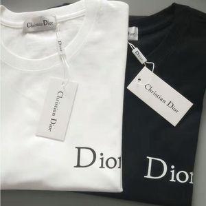 2020 neuer Mens Fashion Designer d-IOR T-Shirts Herbst-Winter-Männer Marke beiläufige Kleidung Pullover Insel S-2XL