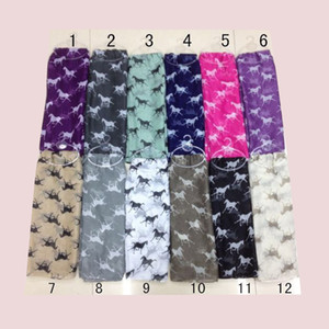 horse print scarf popular viscose shawl for Spring Summer Autumn voile long scarfs wholesale cheap stock available
