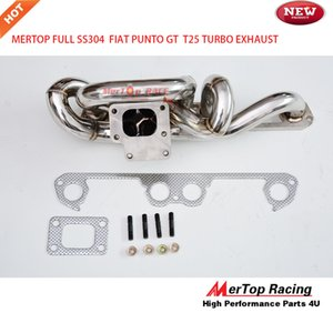Mertop Race New T25 FI AT PUNTO GT TURBO COLLECTOR EXHAUST MANIFOLD