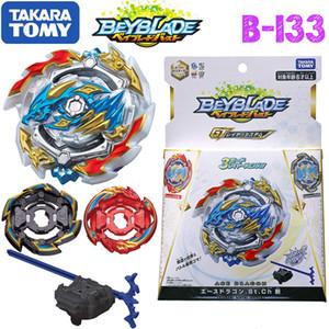Takaratomy Beyblade Burst B-133 B-134 B-135 Ace Dragon St Ch Bay Blade With Launcher Bayblade Be Blade Gyroscope Toys For BoyMX190926