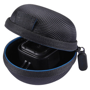 Custodia protettiva portatile di EVA di sicurezza per GoPro Hero 5 Storage Box per GoPro HERO 4 Sessione macchina fotografica di sport Accessori con moschettone