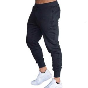 Street clothing sports pants Men's Fitness running pants fashion casual pants