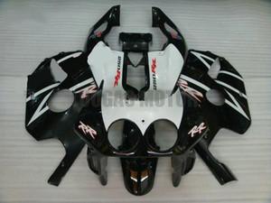 7Gifts Injection Fairing kit BLACK AND WHITE Honda cbr250rr 11 12 13 14 CBR250R 2011 2012 2013 2014 CBR 250RR ABS Fairing bodywork