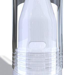 Stainless Steel Oil Vape Cartridge No Heavy Metal No Leakage 510 thread Press In Pyrex Glass Tank Empty Atomizer