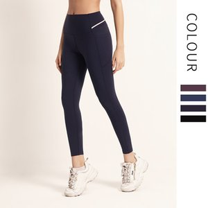 Women's Yoga Leggings Gym Sport stretchy Fitness Woman Workout Leggins Ladies Black Pants