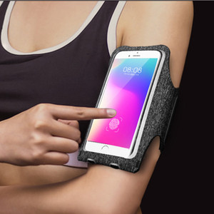 Mobile phone Arm Bag Sport Armband Phone Hand case holder smartphone Running Arm Band Fitness