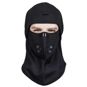 new Winter face mask cross border warm outdoor sports riding mask windproof mask waterproof Plush Designer masks T2I51491