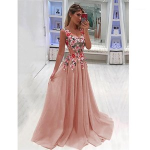 Women Vestidos Evening Dress 5XL Plus Size Flora Maxi Dresses Elegant Party Ball Gown Dress Sexy