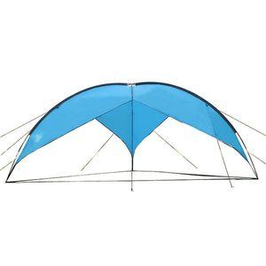 Awning Outdoor Camping Tent Waterproof Large Triangle Sun Shelter Ultralight Garden Canopy Hammock Rain-proof Beach Sun Shelter