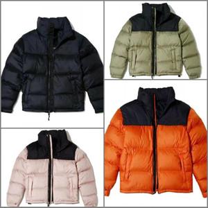 Top para hombre abajo Chaqueta Estilista Coat Parka Chaqueta de invierno Hombres Mujeres Invierno Pluma Abrigo Abrigo Tamaño M-XXL