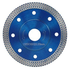 1*Saw Blade 105 115 125mm Diamond Saw Cutter Cutting Disc For Porcelain Tile Ceramic Stone Dry Cutting