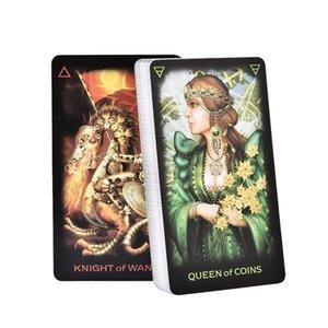 Party Game Playing Card de Guidance Tarot Deck Oracle Jeux Cartes destin Conseil Tarot Divination Arcanum Divertissement bbySXz bdeclothes