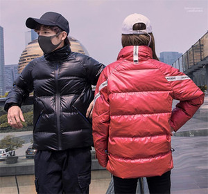 Thick Winter Jacket Casual Teenager Couples Winter Coats Designer Womens Cargo Parkas Fashion Mens Plus Size