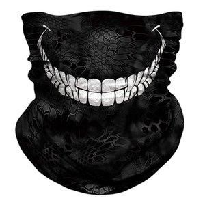 Sagace Scarfs 2020 Winter Scarf Men 3d Print Scarf Soft Comfortable Outdoor Ring Headwear Bandana Casual Face Mask Hiking