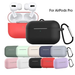 For Apple Airpods Cases Silicone Soft Ultra Thin Protector Airpod Cover Earpod Case Anti-drop Airpods pro Cases