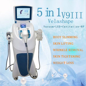 Vacuum Roller Massage machine velashape roller machine velashape skin Firm body lift cavitation ultrasonic therapy machine