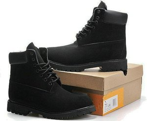 Men Women Winter Waterproof Outdoor Boot Couples Leather High Cut Warm Snow Boots Casual Martin Boots Hiking Sports Trainer Shoes Sneakers