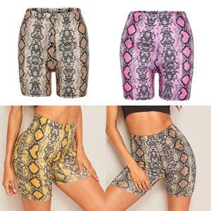 Été Femmes Femmes Camouflage Imprimé Hip stretch High- Underpants formation en cours Shorts Yoga Fitness Sport # 206