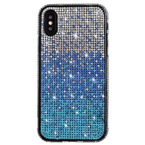 Luxe Téléphone Cas Graduel Changement entièrement jeweled Brillant diamant pour iPhone 12 11 Pro Max X Xr X Max pour iPhone Cas 6 7 8 Plus Phone Cover