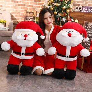 Санта-Клаус куклы плюшевые игрушки хлопок декоративные куклы милый мультфильм куклы мило мультфильм Корейский Сочельник Подарки для девочек Подарки