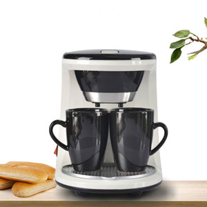 Espresso Electric Coffee Machine Foam Coffee Maker Coffee Machine Americano Maker with Bean Grinder and Milk Frother