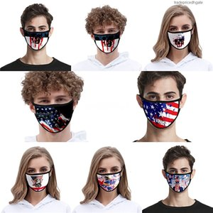 Visage Valve # aq196 Er réutilisable Designer Mask Expédition avec Cotton Mouth