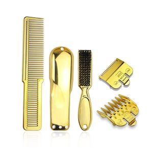 Friseur Haarschneidwerkzeuge Set Barbershop Professionelle PC Material Männer Haarschneidwerkzeuge Haar Styling Zubehör Set