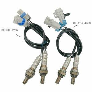 4 Wire Upstream Downstream O2 Oxygen Sensor New For GMC Yukon Chevy Tahoe Exhaust Gas Automobiles