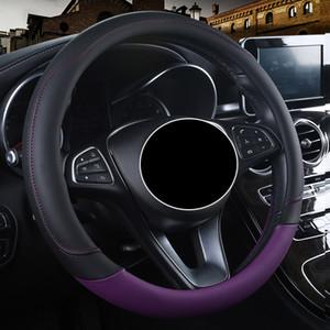 Couro carro cobre Steeting rodas para Lifan Todos os modelos 320 520 620 820 X60 X50 720 X80 auto styling acessórios do carro