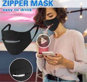 Maske Top Fa Verkäufer Kreative Den Einfach Reißverschluss Wasale Ering Schutz Dener Masken Anna trink