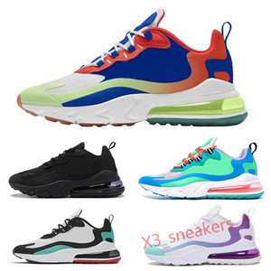 2020 New 27 react men running shoes BAUHAUS HYPER JADE Reacts OPTICAL fashion mens trainer breathable sports sneakers size 36-45 x32