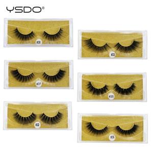 10 Pair Mink EyeLashes Natural Long Hair False Lashes 3D Mink Dramatic Thick Cilios eye Lash 100% Lifelike Fluffy Fake EyeLashes