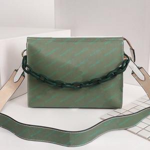 스트랩 가죽 지갑 여성 핸드백 클러치 가방 세면 용품 키트와 워시 가방 핸드백 패션 크로스 바디 메신저 어깨 가방