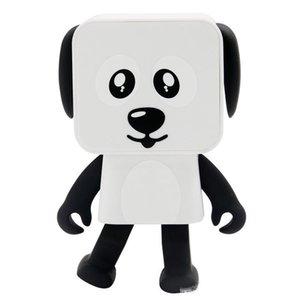 아동에 음악 무선 스피커 장난감 원격 제어 댄스 로봇 블루투스 스피커 전자 산책 장난감 춤 새로운 스마트