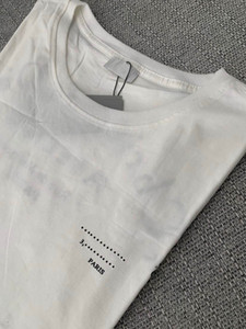 Herren T-Shirt Männer Los Tees Letters Curve Druck-Sommer-Breathable kurze Ärmel Top Sell-T-Shirt Asiatische Größe