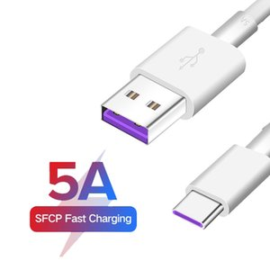 5A Supercharge Kabel für Samsung LG USB-Kabel Typ C Kabel 1 M 1.5M 2M 3M USB 3.1 Typ-C-Schnellladekabel