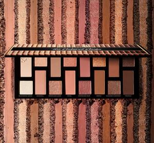 Born This Way Makeup Eyeshadow Естественный обнаженные 16 Eyeshadow цвета Блеск Матовый High Пигментированное Водонепроницаемая Eyeshadow Palette Бесплатная доставка