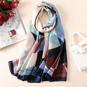 20200910 Spring and summer new scarves women's European and American fashion shawl scarf holiday scarves