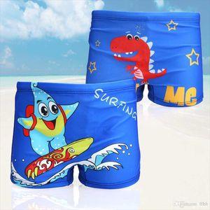 Kids Beach Short Children Swimming Trunks Cartoon Swimsuit Beach Trunks Summer Swimwear Swimming Shorts Bathing Suit