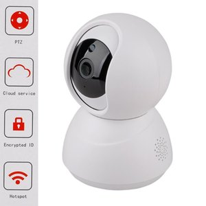 1080P Speed Dome Camera Wireless Indoor Smart Security IP Camera with Motion Detection Night Vision Two-Way P2P Audio Cameras