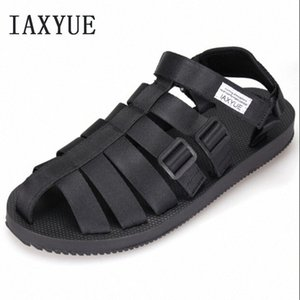 Ancient Roman Sandals Men Beach Shoes Baotou Cool Male Han Edition Leisure Shoes The New 2018 Summer Size 36 44 Sandals For Girls Chac Ao9Z#