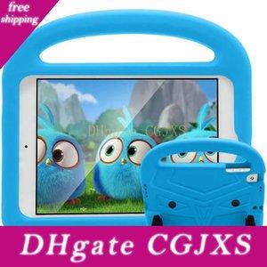 Eva soporte portátil niños seguros a prueba de golpes de espuma cubierta de la tableta para Ipad 234 Ipad5 6 Pro9 nuevo Ipad 0,7 9 0,7 2017 2018 Samsung Tablet