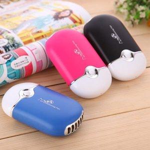 USB portatili ventilatori aria condizionata all'ingrosso ricaricabili elettrici per l'estensione del ciglio mini usb fan Manicure asciugacapelli