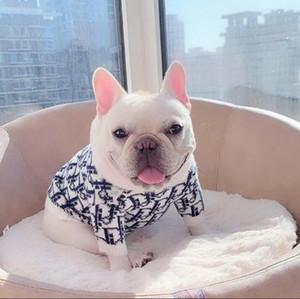 Gut aussehende Mode Pullover Vaterschafts Designer Haustier-Kleidung Hunde-Bekleidung Act Bekämpfen Corgi Schnauzer Brand New Herbst und Winter Fashion Warm