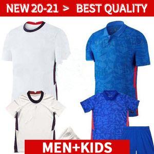 Coupe d'Europe 2020 maillots de football du Royaume-Uni 20 21 fr kane STERLING SANCHO Rashford DELE inglaterra camisetas de futbol hommes chemises enfants de football